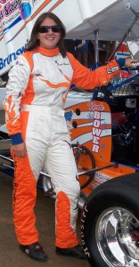 Nicole Bower / Sprint Cars / Pennsylvania www.nicolebower.com